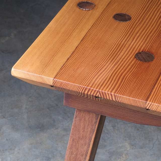 Ladder coffee table by Samuel O'Donnell - Coffe Table, Recycled Materials, Solid Timber, Australian Timbers