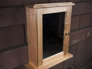 Vanity Unit by Samuel O'Donnell - Vanity, Bathroom, Mirror, Wall Mounted