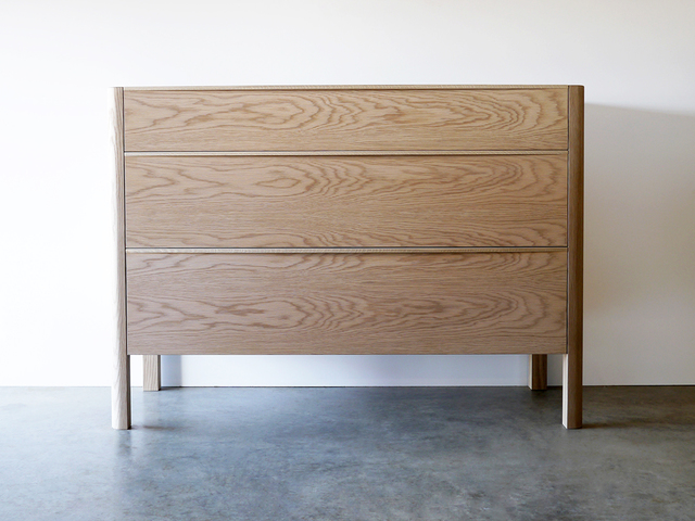 Soaped Oak Chest of Drawers by Nathan Day Design - Chest Of Drawers, Storage, Drawers