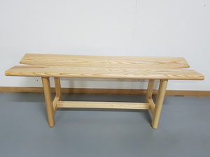 KIMONO Bench Seat by Aidan Morris - Bench Seat, Seating, Timber, Custom Made