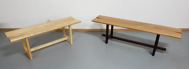 KIMONO Bench Seat by Aidan Morris - Bench Seat, Seating, Timber, Custom Made