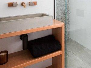 Erin timber vanity unit by Oliver Maclatchy - Vanity, Timber Vanity, Bathroom, Victorian Ash