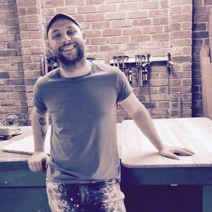 Tom Talevski, Bespoke Furniture Maker from West Footscray, VIC
