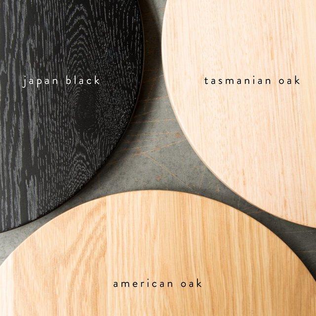 HS450 Stool by HUNT FURNITURE - American Oak, Tasmanian Oak, Stool, Minimal