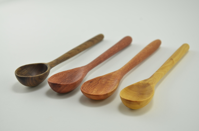 Spoons - Carved by Turner + Turner - Spoon, Handcarved, Homewares, Kitchen, Timber
