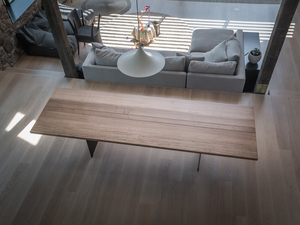 Red Hill Dining by Trevor Neal - Furniture, Contemporary Furniture, Dining Table, Interior Design, Interiors, Recycled Timber, Fine Furniture, House