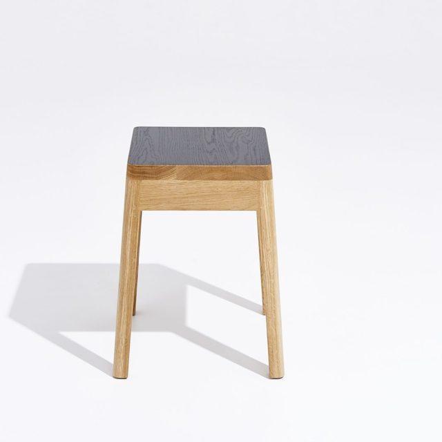 Cinder Stool Short by Apparentt - Stool, American Oak, Timber, Bespoke, Made To Order, Custom Made