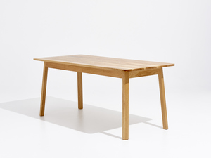 Guide Table by Apparentt - Dining Table, Minimalistic, Neutral Tones, American Oak Timber, Timber, Made To Order, Custom Made, Table