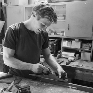Ross Thompson, Bespoke Woodworker & Furniture Maker from Newcomb, VIC