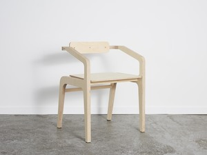 Mota Dining Chair by Felix Furniture - Chair, Dining Chair, Plywood, Birch, Scandi