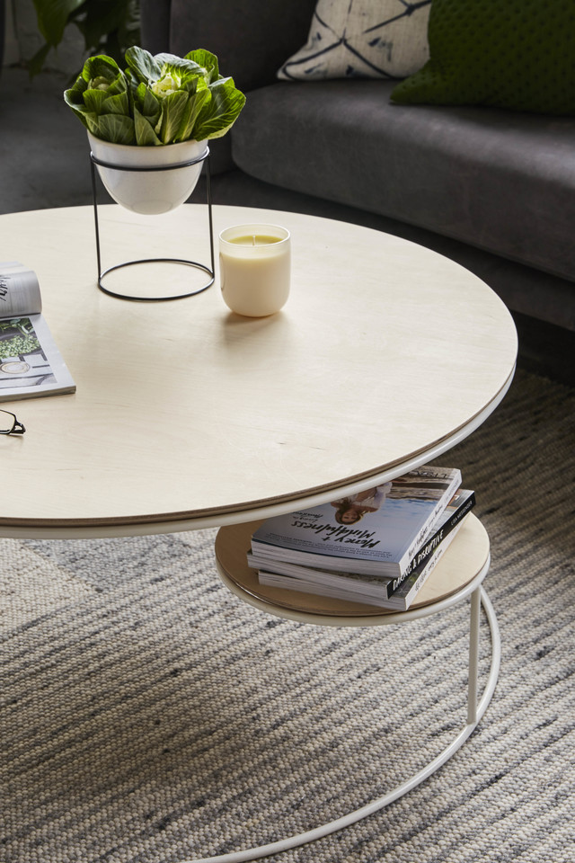 Lilly Coffee Table  by Felix Furniture - Plywood, Coffee Table