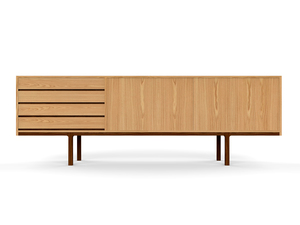 JP200 Sideboard by Senkki Furniture - Sideboard, Entertainment Unit, Media Unit, Contemporary Entertainment Unit, TV Unit, Lowline Cabinet, Modern Furniture, Custom Furniture, Custom Made Furniture