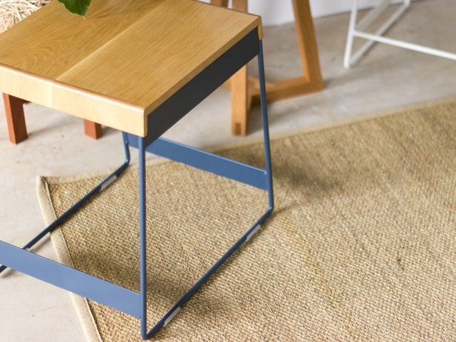 Short Eddie by Lee Sinclair Design Co - Stool, Table, Side Table, Chair, Barstool, Bedside, Side, Furniture