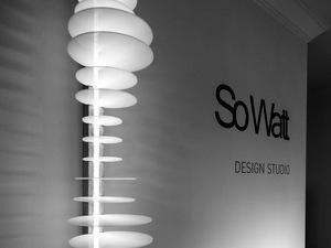 Percussion Light by So Watt - Light, Feature Light, Sculpture, Customise