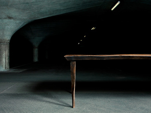 Stainless Steel Dining Table by Michael Gittings - Dining, Sculpture, Table, Stainless