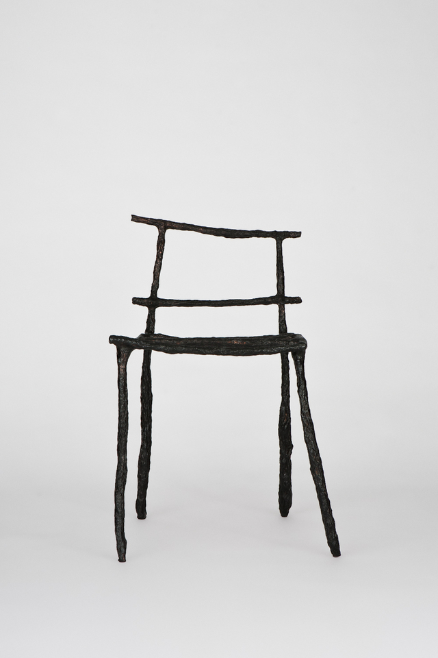 Electroformed Furniture by Michael Gittings - Sculpture, Chair, Electroformed