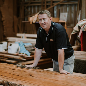 Andrew Kristoffersson, Bespoke Furniture Maker from Manjimup, WA
