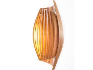 V Conus Pendant Light by Geoffrey Cameron Marshall - Custom Lighting, Made To Order, Modern, Pendant, Lighting