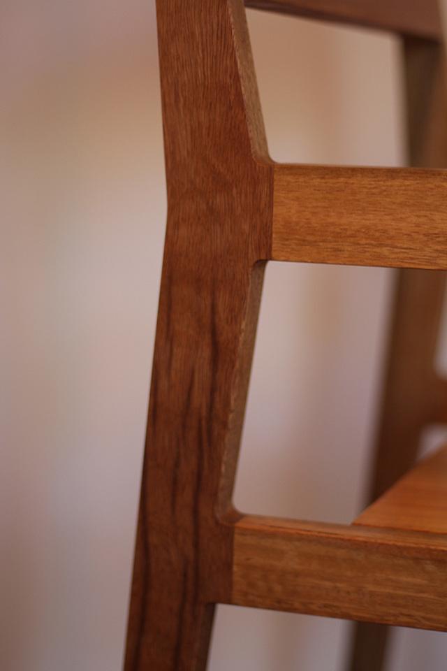 Hamilton chair by David Cummins - Chair, Contemporary, Minimalist, Bespoke, Sustainable