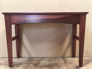 Jarrah hall table by Andrew Kristoffersson - Jarrah Hall Tables