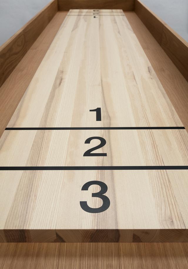 Shuffle Board by Jonathan West - Shuffleboard, Games