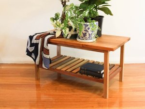BWR Coffee Table by The Bower Woodworks - Coffee Table, Reclaimed Timber, Reuse, Shoe Bench, TV Table, Modern, Simple, Classic, Traditional