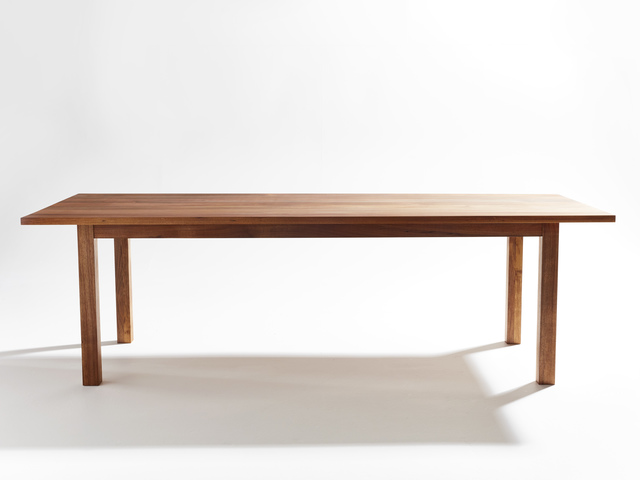 Treviso Dining Table by Stivanello Bespoke - Contemporary Fine Furniture, Bespoke Furniture, Made To Order, Tasmanian Blackwood, Dining Tables