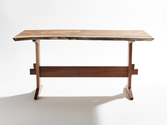 Kokko Desk by Stivanello Bespoke - Contemporary Furniture, Bespoke Furniture, Made To Order, Tasmanian Blackwood, Natural Edge Furniture