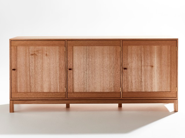 Venice Credenza by Stivanello Bespoke - Tasmanian Oak, Credenza, Sideboards, Contemporary Furniture, Bespoke Furniture, Made To Order