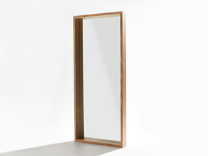 Milan Floor Mirror by Stivanello Bespoke - Bedroom Mirror, Floor Mirror, Timber Mirror