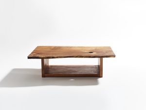 Blackwood Coffee Table by Stivanello Bespoke - Contemporary Coffee Table, Modern Coffee Table, Bespoke Furniture, Nartural Edge Furniture, Tasmanian Blackwood