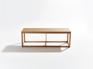 Verona Coffee Table by Stivanello Bespoke - Contemporary Coffee Table, Bespoke Furniture, Made To Order, Tasmanian Oak