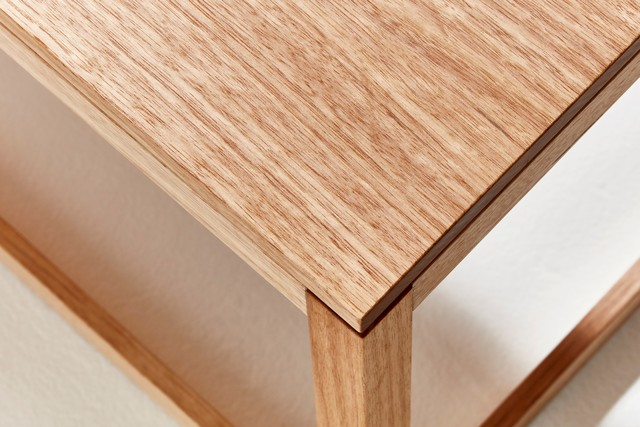 Verona Coffee Table by Dante  Stivanello - Contemporary Coffee Table, Bespoke Furniture, Made To Order, Tasmanian Oak
