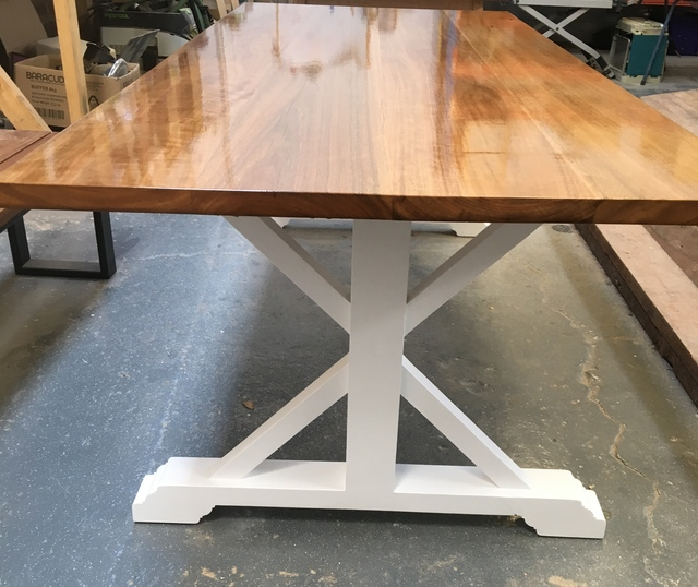 Antibes Table by Andrew Smith - Dining Table