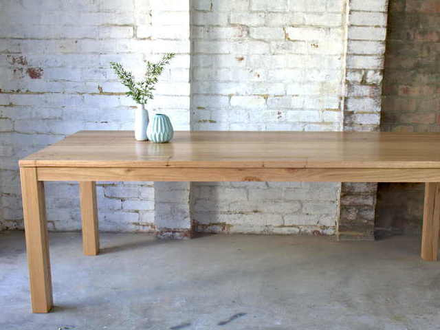 LBF Dining by Lloyd Brooke - Timber Dining, Custom Dining, Hardwood Furniture, Furniture Makers, Furniture Melbourne, Recycled, Reclaimed, Melbourne, Handmade Furniture, Melbourne Makers