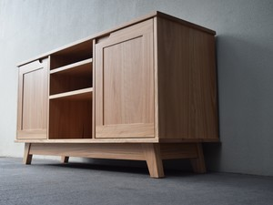 Sideboard by Buywood Furniture - Sideboard, Custom Made, Australian Blackbutt, Timber Furniture