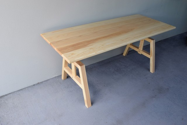 Geometric Desk by Buywood Furniture - Desk, Office Furniture, Timber Furniture, Wooden Furniture, Timber Desk, Modern Furniture, Modern Office Furniture