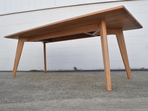 The Blade by Buywood Furniture - Dining Tables, Table, Australian Timber, Wooden Table, Timber Table, Dinner Table, Timber Furniture, Wooden Furniture