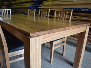 The Wilkinson by Buywood Furniture - Dining Tables, Australian Timber, Wood Furniture, Timber Furniture, Timber Table, Wood Table, Table, Dinner Table
