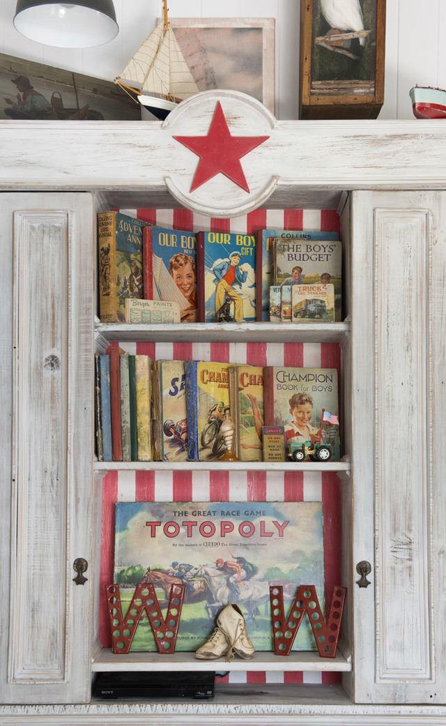 Cowboy Cabinet by Dorset Bottega - Cabinet, Kids Bedroom, Children'S Bedroom, Bookcase