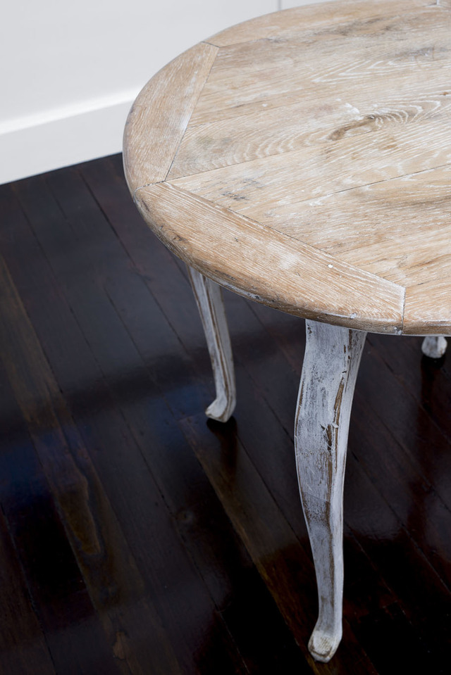 Lamp Table by Dorset Bottega - Oak, Lamp Table, Occasional Table, Side Table