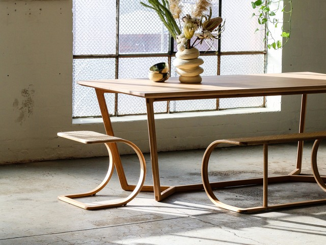 Morgan Dining Table by Heimur - Dining Table