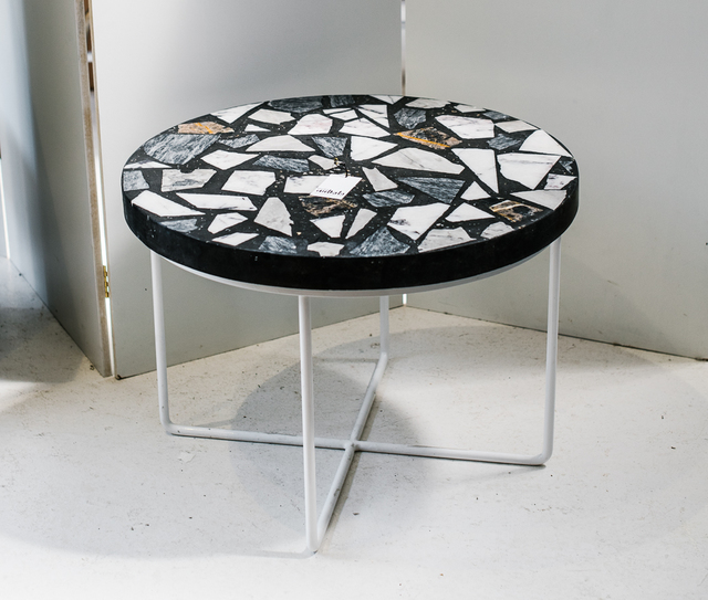 Alpha Terrazzo Table By Sarah Kalidis