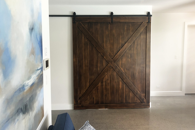 Barn Door by Dorset Bottega - Barn Door, Sliding Barn Door, Recycled Timber, Vintage, Door