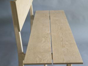 Shaker Bench by Reuben Daniel - Shaker, Bench, Seat, Benchseat
