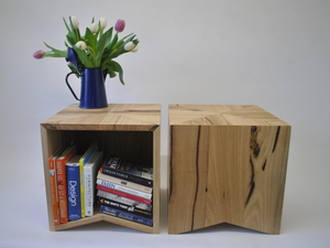 Book Nook by Brett Julian - Bedside, Bookshelf