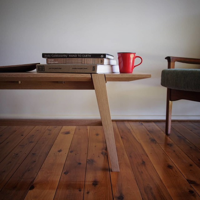 Sands Coffee Table by Reuben Daniel - Coffe Table, Japanese, Architectural, Minimal