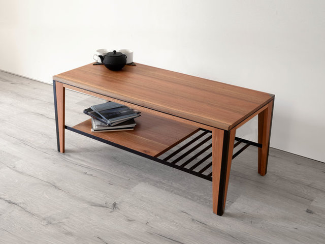 Kernel Coffee Table by Stance Studio - Coffee Table, Mid Century, Danish, Refined