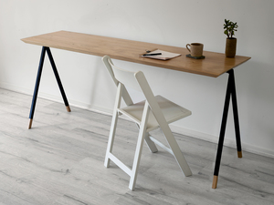 Balance Desk by Stance Studio - Desk, Hall Table, Minimal, Architectural