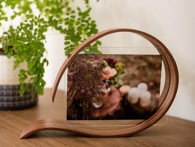 Photo Frames by Harelle Design - Frame, Photo Frame, Walnut